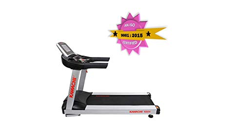 Kamachi Fitness AC-1001 (5.5 HP) Fully Commercial, Heavy Duty Motorized...