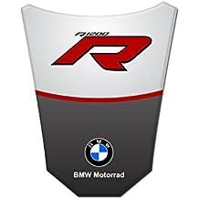 Protector de depósito para BMW R1200R 2015| BMW GP-129 blanco