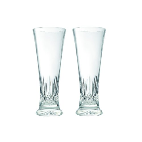 Lismore Highball (Waterford Lismore Pilsner Pair, 14-Ounce by Waterford Crystal)