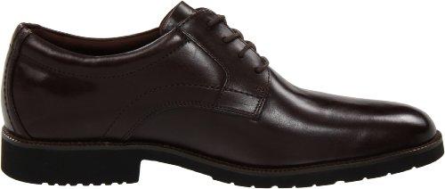 Rockport Oak Circle K57768, Chaussures basses homme marron foncé