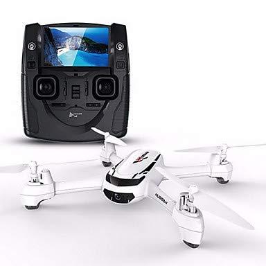 YAMEIJIA Drone 4 Assi con Fotocamera FPV LED Illuminazione di Un Tasto per Auto-Ritorno Auto-decollo failsafe modalità Senza Testa Accesso in Tempo Reale filmati