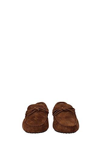 XXM0GW05470RE0S013 Tod's Loafers Herren Wildleder Braun Braun