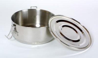 Relags Edelstahl 'Food Container' -klein Dose, Silber, 0.5 Liter 0.5 Liter Container