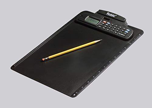 Robic M-457 Klemmbrett mit Taschenrechner und Stoppuhr