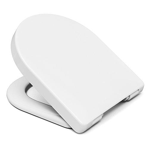 bath & more WC-Sitz Juist, SoftClose und TakeOff, 1 Stück, weiß, 150010593