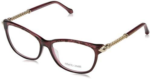 Roberto Cavalli Damen Optical Frame Rc5019 083 54 Brillengestelle, Burgundy