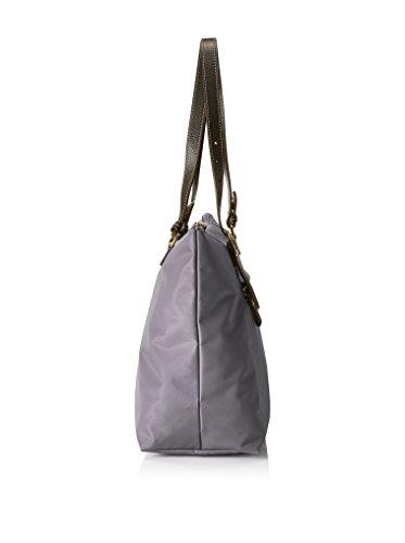 Brics X-Bag, Borsetta da polso donna Grigio (grigio)