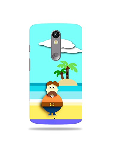 alDivo Premium Quality Printed Mobile Back Cover For MOTO X PLAY / MOTO X PLAY Printed Back Cover / MOTO X PLAY