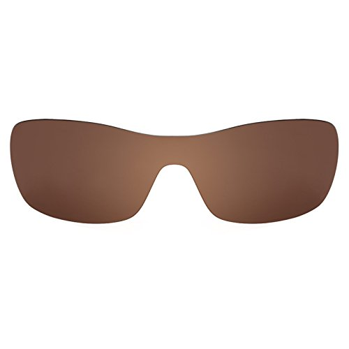 8812178f497 Revant Polarized Replacement Lens for Oakley Antix Dark Brown