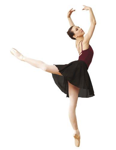 capezio-ballett-rock-wickelrock-260-2-farben-fur-erwachsene