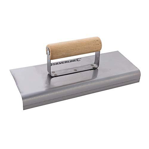 Silverline 719815 - Llana de borde para cemento (250 mm)
