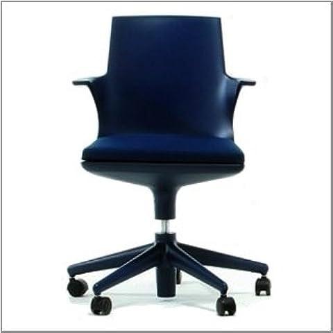 Kartell Spoon Chair Poltrona Girevole,