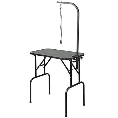 Beyondfashion 75cm x 46cm x 82cm Portable Foldable Dog Pet Large Grooming Table Excellent Working Platform Waterproof… 2
