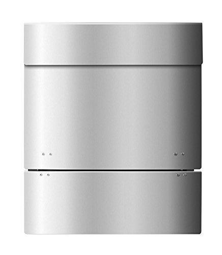 Frabox Edelstahl Design Zaunbriefkasten NAMUR - 3