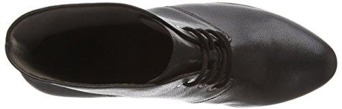 Gabor - Delina, Stivaletti Donna Nero (Nero (Black Leather))