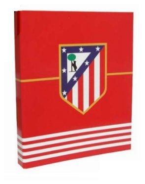 Atletico de Madrid Archivador 4 Anillas (CYP Imports CA-03-ATL)