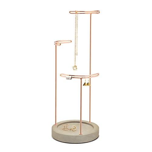 umbra-299471-633-jewelry-display-tesora-schmuckstander-schmuckhalter-ringhalter-ohrringhalter-ketten