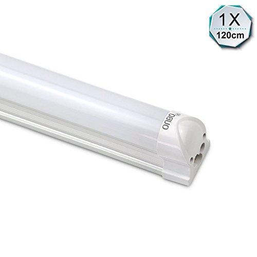 OUBO 60CM 90CM 120CM 150CM LED Leuchtstoffröhre komplett LED Tube T8 Röhre Leuchtstofflampe Warmweiß 3000K