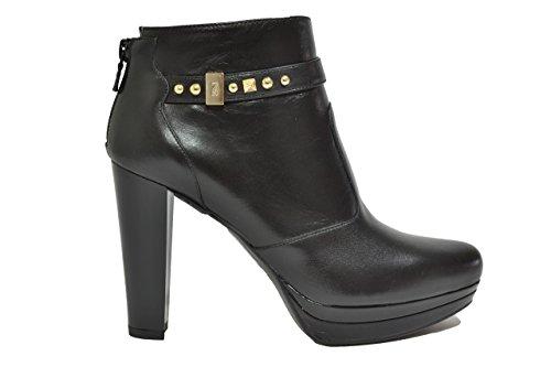 Nero giardini polacchini scarpe donna nero 9641 elegante a719641de 39