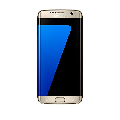 Samsung Galaxy S7 Edge SM-G935FZDUINS (Gold Platinum, 32GB)