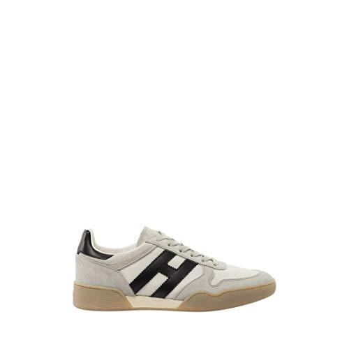 Hogan Sneakers Uomo Hxm3570ac40ipj9998 Poliestere Bianco