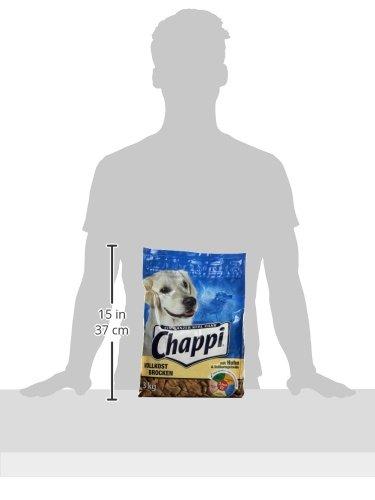 Chappi Brocken mit Huhn, Vollkorn 3 x 3 kg - 4