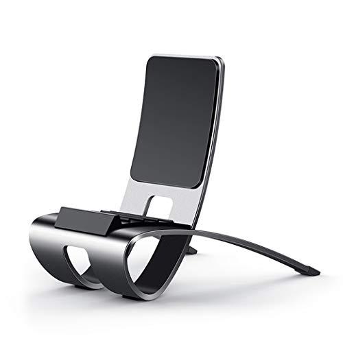 GZ-Cell phone stand Bewegliche Desktop faul Halterung Foto Kamera TV Film multifunktions Anker Leben Netzwerk red Apple Tablet universal kreative persönlichkeit einfache Regal (Tv Red Stand)