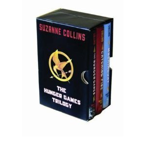 The Hunger Games [The Hunger Games, Catching Fire and Mockingjay - 3 book boxed set]