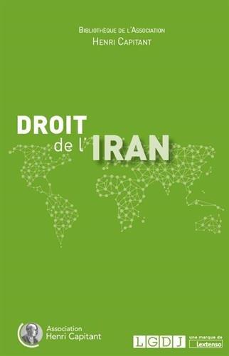 Droit de l'Iran par Collectif