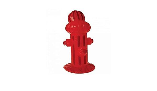 Horror-Shop Bouche dincendie Gonflable 50 cm