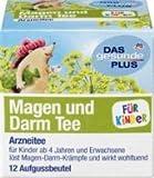 DAS gesunde PLUS Arznei-Tee, Magen- & Darm-Tee für Kinder (12x2,2g), 26,4 g Arzneimittel