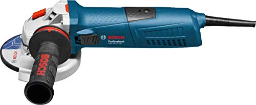 Bosch Professional GWS 13-125 CIE - Amoladora angular 1300 W, 2800 - 11500 rpm, Disco 125 mm, Antivibration...