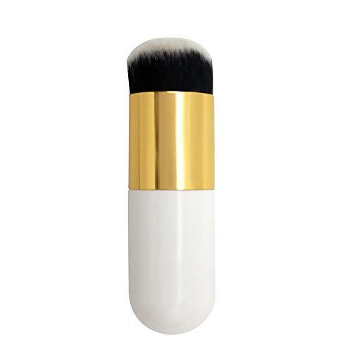 1 pc Maquillage Brosse Contour Fondation BB Crème Poudre Libre Poudre Brosse Brosses De Maquillage Multifonctionnelles