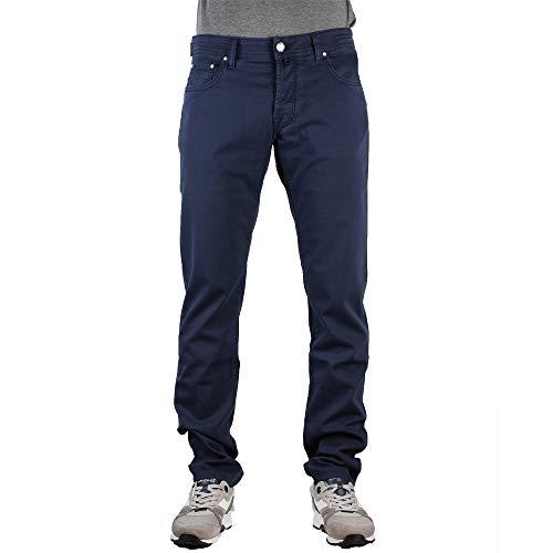Jacob Cohen Jeans Uomo J688 Comf 00028V Blu - 34