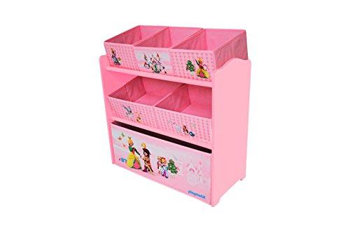 Preisvergleich Produktbild PLAYMOBIL 064623 Aufbewahrungsregal, Design: Prinzessinnen