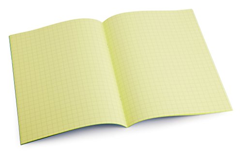 dyslexia-tinted-exercise-books-a4-10mm-squared-yellow-10-pack