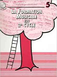 La Formation musicale en 2ème Cycle volume 5 - CD seul