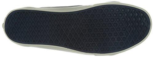 VANS - Herren- Sk8 Hi Reißverschluss Ca blaues Leder für herren Blau