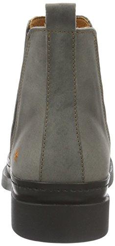 Art Grau Kurzschaft Kalt Bonn Gefüttert Stiefeletten grey Damen Stiefel amp; RqROpCw