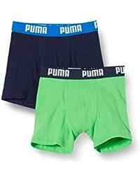 PUMA Frauen Boxer (Pack de 2) para Niños