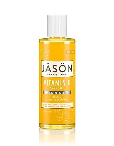 Jason Natural Products Vitamin E Oil 5000 I.U. 120 ml