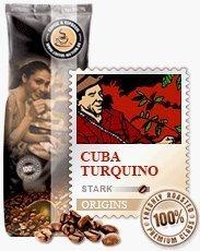 Cuba Turquino Lavado 1000g Bohnen