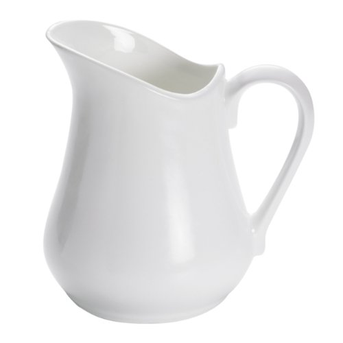 Maxwell & Williams AA021 Kitchen Krug, Kanne, 1 l, Porzellan (1 Liter Krug)
