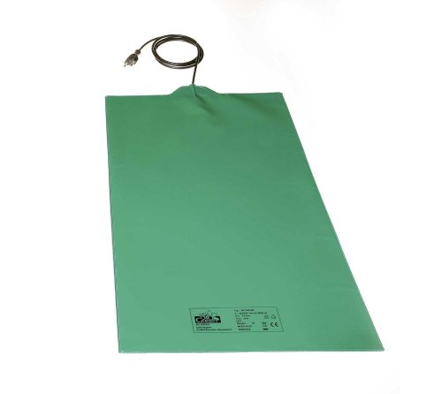Bio Green Anzucht Wärmeplatte, grün, flexibel, 25 x 35 cm,