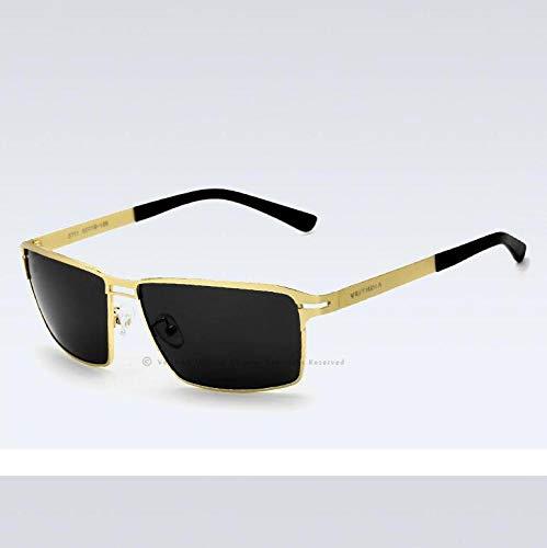 Destinyv Herren Sonnenbrillen Polarisator Bewegung Reiten Angeln Golf Sonnenbrillen-Sonnenbrille Anti-UV-Sonnenbrille