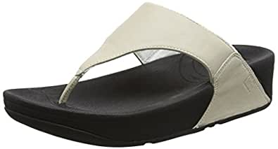 Fitflop Lulu, Women's Sandals, White (Antique White 069), 3 UK (36 EU)