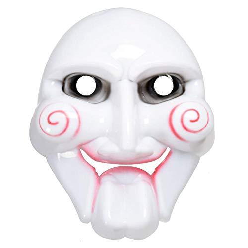 YouN Film SAH Thema Maske Kunststoff Horror Killer Muster Maske Halloween Zubehör