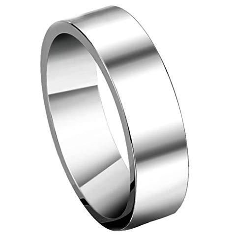 SonMo Ring Herren Edelstahl Skorpionrunden Ringe Herren Verlobung Herren Ringe mit Adler Silber Ring Schwarz Punk Größe 62 (19.7)