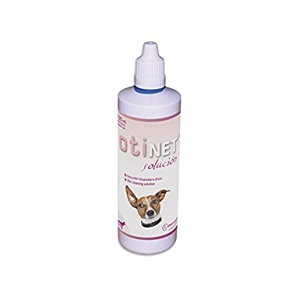 Otinet 125ml, Ear Cleaning for Dogs & Cats 1