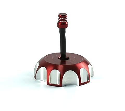 Billet Gas Fuel Tank Cap Filler Cap for HONDA CR